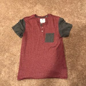 On The Byas shirt